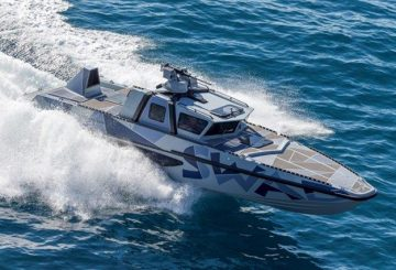 Leonardo Launch Lionfish, a New Family of Naval Turret System