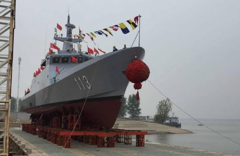 Malaysia's Third Littoral Mission Ship Launched