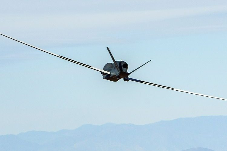 Seoul Get Latest Drone Imagery System with Global Hawks