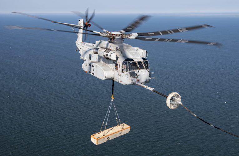 US Navy Awards Sikorsky Contract to Build Six More CH-53K Heavy Lift Helicopters