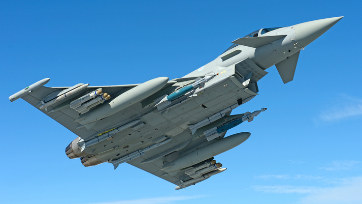 BAE Systems Outlines Support Proposal to Japan's F-X Fighter Programme