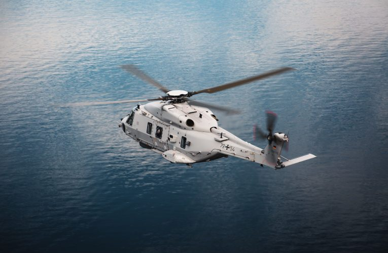 Bundeswehr Orders 31 NH90 Helicopters for Shipborne Operations