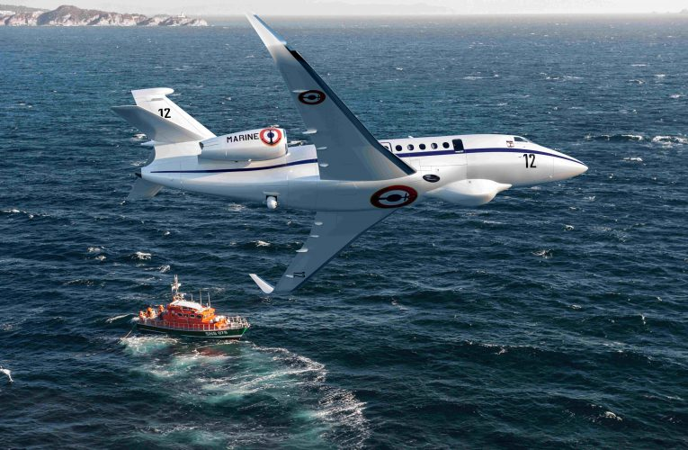Falcon 2000 Albatros for the French Navy, Six Aircraft to be Made in India