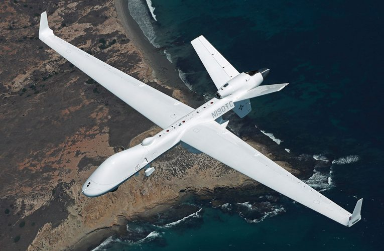 US Approve SeaGuardian UAV Sale to Taiwan