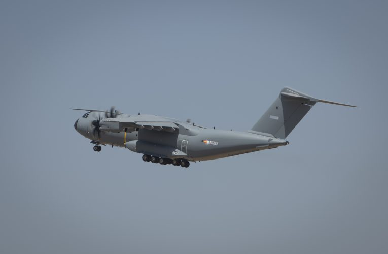 Airbus Delivers First A400M to Belgian Air Force