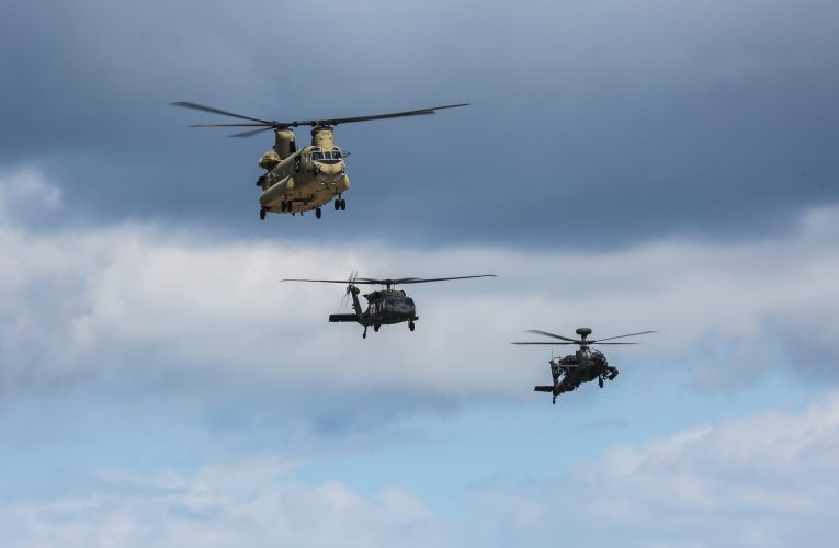 CAE to Proceed on Army Advanced Helicopter Flight Training Services Contract