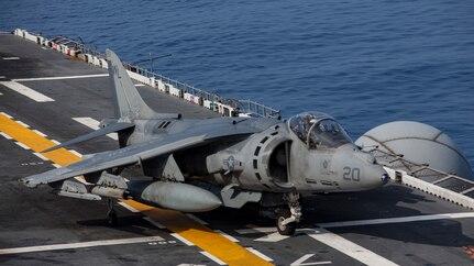BAE Systems and Vertex Aerospace Signs Agreement to Enhance Availability of AV-8B Harrier II fleet