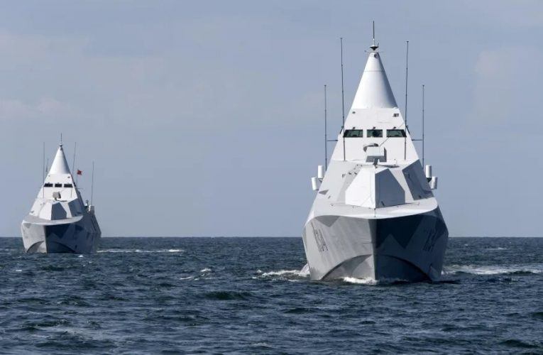 Saab Signs Two Contracts for Next Generation Corvettes