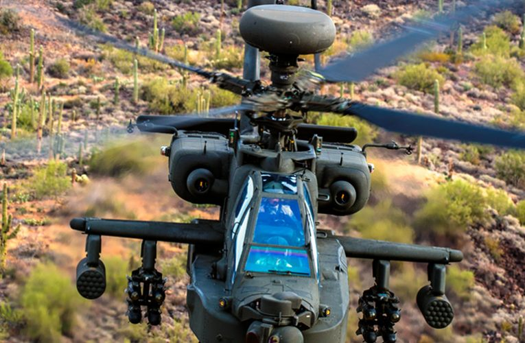 Boeing Apache Strengthens Australia's Armed Reconnaissance Capability