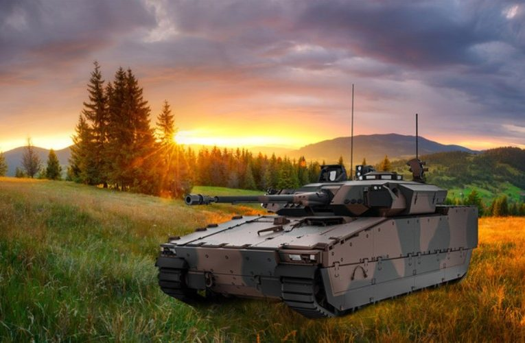 BAE Systems Wins Contract to Provide New Turret for Netherlands' CV90s