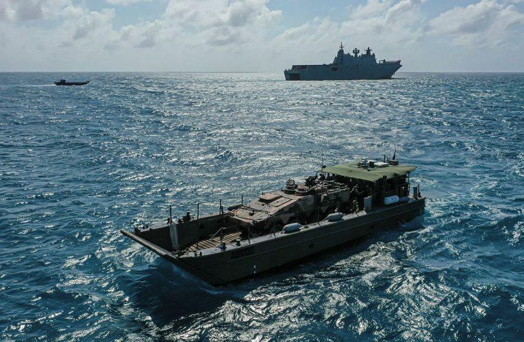 Australia to Upgrade Army's Amphibious Capabilities