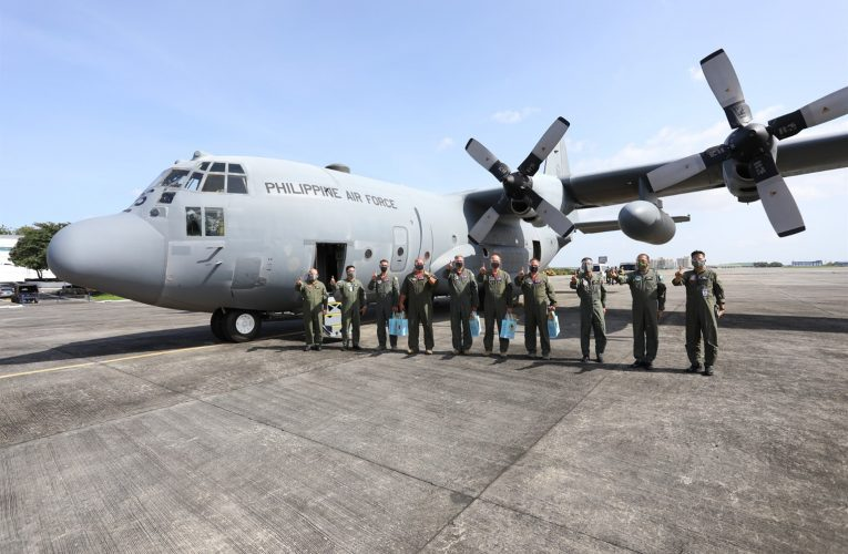 More Hercules Airlifters for the Philippine Air Force