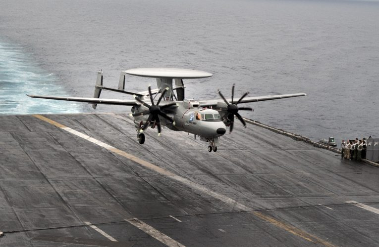 Leonardo's New Airborne HF Radio to Equip Latest E-2D Fleet for US Navy and International Customers