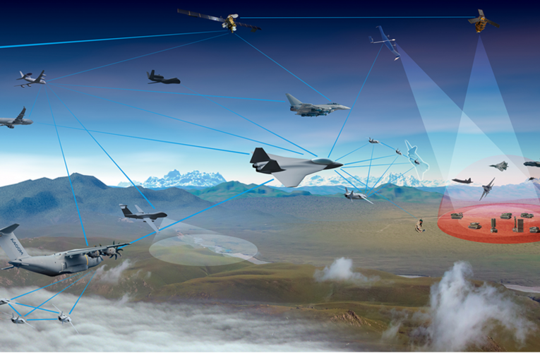 Thales and Airbus Selected to Upgrade Joint Electronic Warfare Capabilities