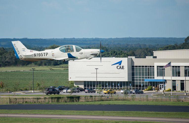 CAE to Train Irish Air Corps at Dothan Training Centre