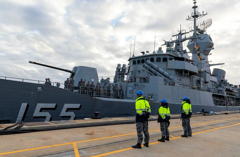 Regional Presence Deployments Shows Australia's Commitment