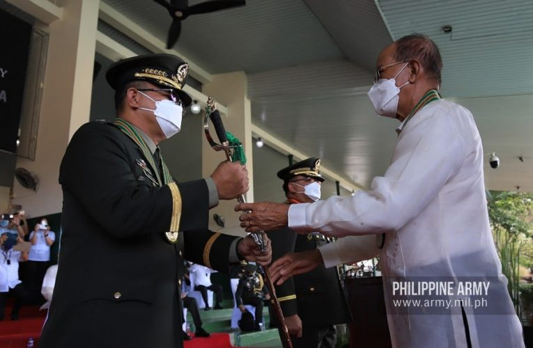 Philippine Army Gets New Chief