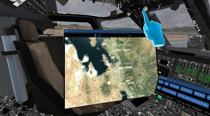 CAE to Develop USAF HH-60W Virtual/Mixed Reality Aircrew Trainer