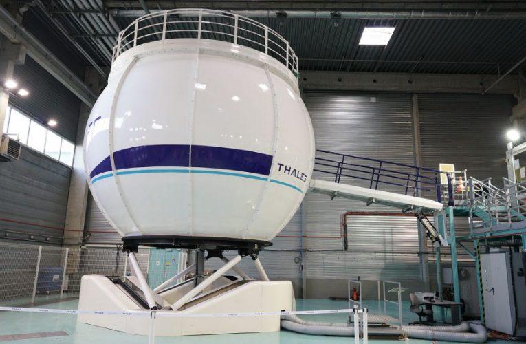 First H145 Full Flight Simulator in North America Inaugurated
