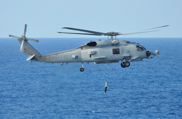 Sikorsky Wins Royal Australian Navy's MH-60R Support Contract