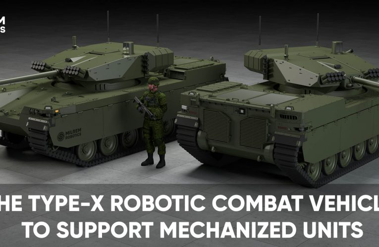 Milrem Robotics' THeMIS UGVs Used in a Live-Fire Exercise