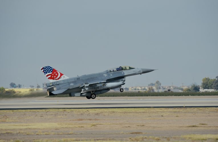 Singapore, US Choose Fort Smith for RSAF's F-16 , F-35B Fighter Training