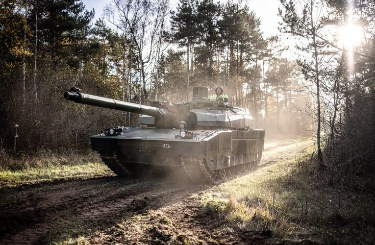 Nexter Continue to Sustain, Renovate the French Armed Forces Leclerc MBT