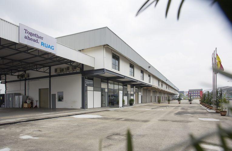 Malaysian GSA Acquires RUAG MRO Business