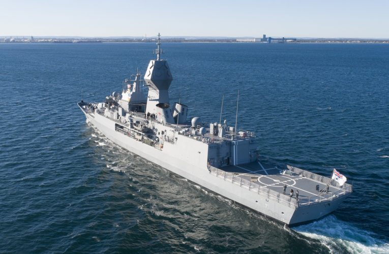 Leonardo to Team Up for Royal Australian Navy's Maritime Communications Project