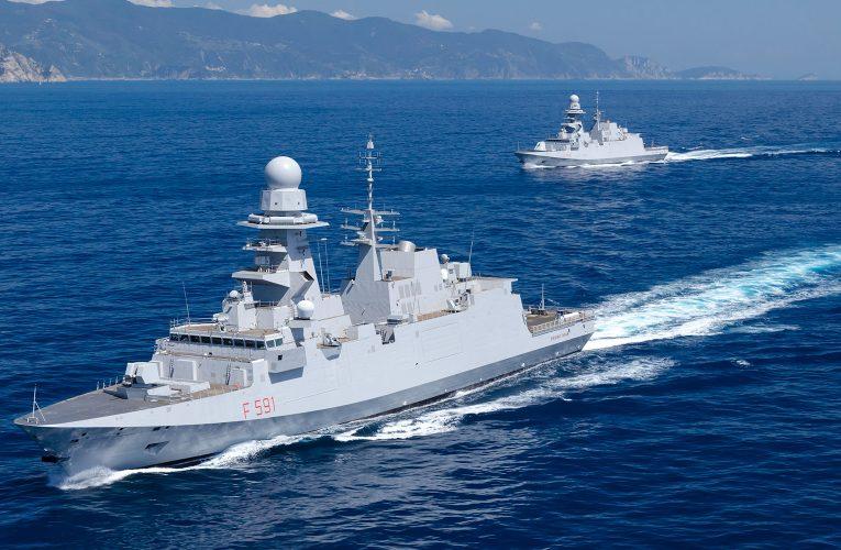 Fincantieri to Supply Indonesia Eight Frigates