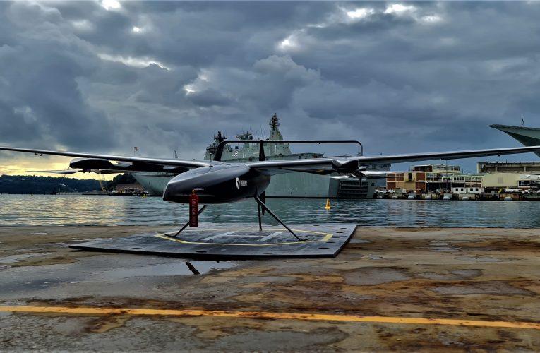 Honeywell to Provide World's Smallest Satcom System to Australia Drone Market
