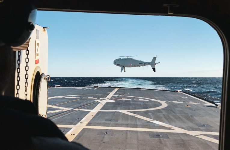 Royal Australian Navy Extends Contract for Schiebel's CAMCOPTER S-100 Capability