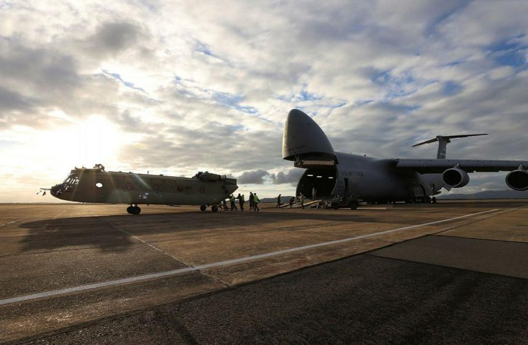 Australian Defence Force Gets New Chinooks