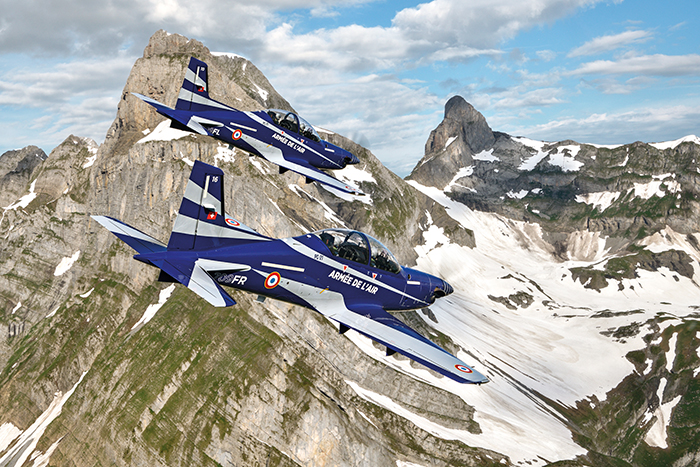 French Air Force Buys Additional Nine PC-21