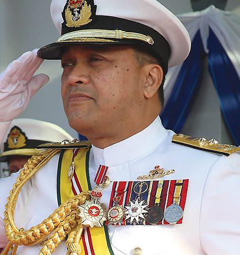 Admiral Tan Sri Mohd Reza Mohd Sany, Chief of Royal Malaysian Navy