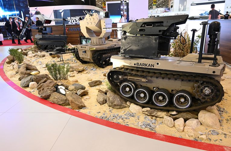 HAVELSAN at IDEF with Remarkable High Technology Systems