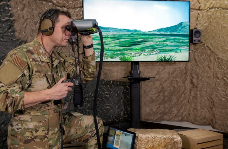 CAE to Supply US Air Force Joint Terminal Control Training Rehearsal System
