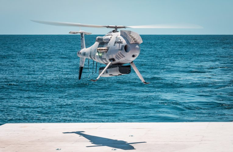 Schiebel CAMCOPTER S-100 Successfully Completes Flight Trials for US Navy