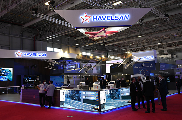 HAVELSAN Made Strong Impression with Remarkable High Technologies at  IDEF'21.