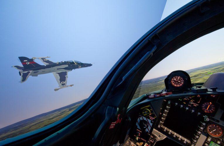 CAE to Upgrade RAAF Hawk Full-Mission Simulators with Eye-Tracking Technology
