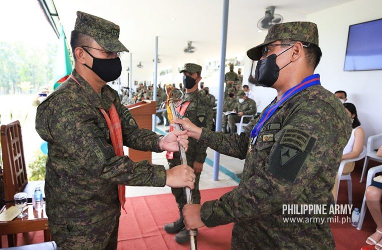 Philippine Army Gets New 3rd Infantry Division Acting Commander