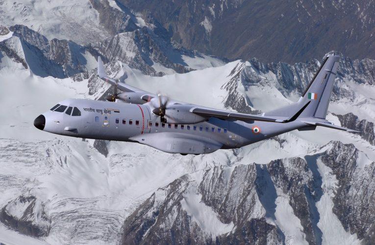 India Confirms 56 Airbus C295  Purchase