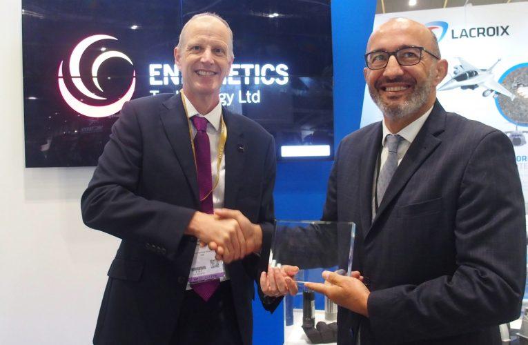 Energetics Technology, LACROIX Defense Join Forces at DSEI