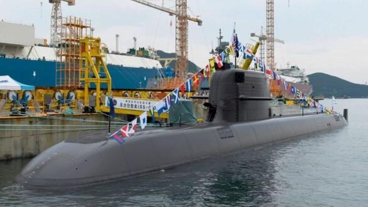 DSME to  Build RoK Navy's Second KSS-III Batch II Submarine
