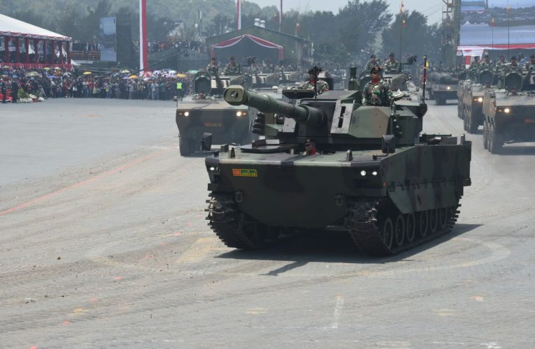 Curtiss-Wright to Provide Aiming and Stabilisation for Indonesia's New Harimau Mid-Tank