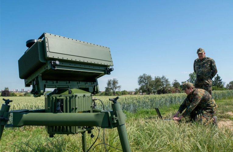 Thales Unveils New Multi-Mission Radar for Ground Forces